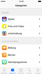 Apple iPhone SE - Apps - Herunterladen - 5 / 19