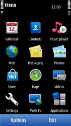 Nokia N8-00 - E-mail - Manual configuration - Step 3