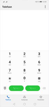 Huawei P30 - Bellen - Blokkeer internationale nummers - Stap 3