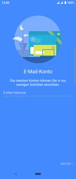 Sony Xperia 10 - E-Mail - Konto einrichten - Schritt 6
