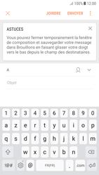 Samsung Galaxy A5 (2017) - Android Nougat - E-mail - envoyer un e-mail - Étape 5
