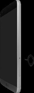 LG H840 G5 SE - SIM-Karte - Einlegen - Schritt 2