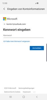 Samsung Galaxy S10e - E-Mail - Konto einrichten (outlook) - 8 / 16
