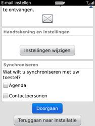 BlackBerry 9800 Torch - E-mail - Handmatig instellen - Stap 10