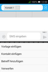 Alcatel Pixi 3 (3.5) - MMS - Erstellen und senden - 2 / 2