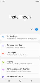 Samsung Galaxy J6 Plus - Wifi - handmatig instellen - Stap 3