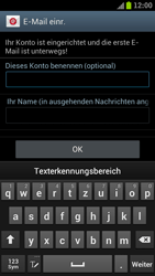 Samsung I9300 Galaxy S III - E-Mail - Konto einrichten - Schritt 15