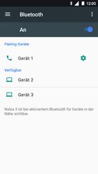Nokia 3 - Bluetooth - Verbinden von Geräten - Schritt 8