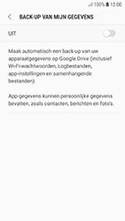 Samsung galaxy-a5-2017-android-oreo - Instellingen aanpassen - Back-up maken in je account - Stap 7