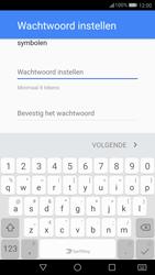 Huawei P10 - Applicaties - Account instellen - Stap 11