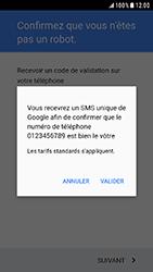 Samsung Galaxy Xcover 4 - Applications - Créer un compte - Étape 9