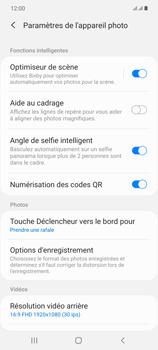 Samsung Galaxy Note20 - Photos, vidéos, musique - Prendre une photo - Étape 7