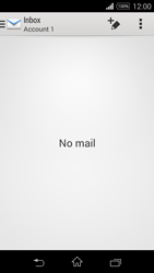 Sony D2203 Xperia E3 - E-mail - Sending emails - Step 4