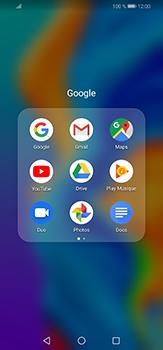 Huawei P30 lite - E-mails - Ajouter ou modifier votre compte Gmail - Étape 3