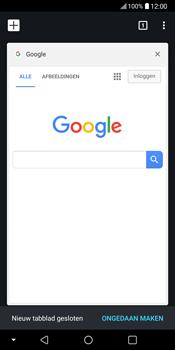 LG V30 (LG-H930) - Internet - Hoe te internetten - Stap 18
