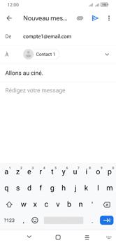 Alcatel 1S (2020) - E-mails - Envoyer un e-mail - Étape 8