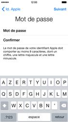Apple iPhone 5 (iOS 8) - Premiers pas - Créer un compte - Étape 21
