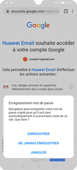 Huawei Y6P - E-mails - Ajouter ou modifier votre compte Gmail - Étape 10
