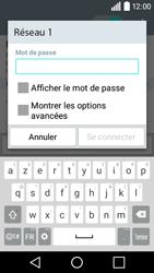 LG H320 Leon 3G - Wifi - configuration manuelle - Étape 6