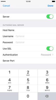 Apple Apple iPhone 7 Plus - E-mail - manual configuration - Step 20