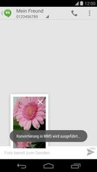 LG Google Nexus 5 - MMS - Erstellen und senden - 2 / 2