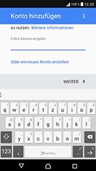 Sony Xperia XZ - E-Mail - Konto einrichten (gmail) - Schritt 11