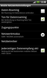 HTC A9191 Desire HD - Ausland - Auslandskosten vermeiden - Schritt 9