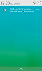 Alcatel OT-5050X Pop S3 - Internet - Automatische Konfiguration - Schritt 6