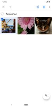 Google Pixel 3a - Photos, vidéos, musique - Envoyer une photo via Bluetooth - Étape 8