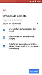 Nokia 3 (DualSim) - Android Oreo - E-mail - 032b. Email wizard - Yahoo - Étape 11