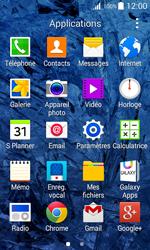 Samsung G388F Galaxy Xcover 3 - E-mail - configuration manuelle - Étape 3