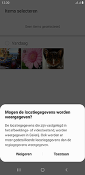 Samsung Galaxy J6 Plus - MMS - afbeeldingen verzenden - Stap 15