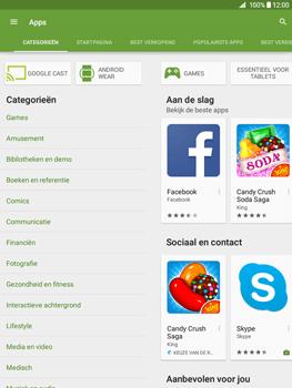 Samsung Galaxy Tab A 9.7 (SM-T555) - Applicaties - Downloaden - Stap 6