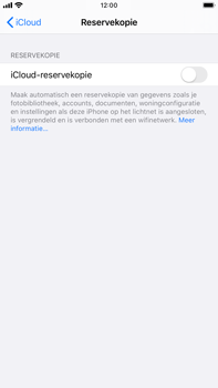 Apple iPhone 8 Plus - iOS 13 - Data - Maak een back-up met je account - Stap 10