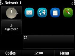 Nokia E6-00 - Buitenland - Bellen, sms en internet - Stap 11