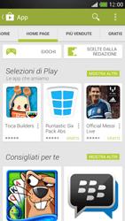 HTC One Mini - Applicazioni - Installazione delle applicazioni - Fase 5