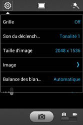 Bouygues Telecom Bs 351 - Photos, vidéos, musique - Prendre une photo - Étape 6
