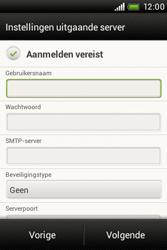 HTC A320e Desire C - E-mail - e-mail instellen: POP3 - Stap 12