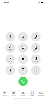 Apple iPhone XS Max - Appels - Bloquer les numéros de téléphone internationaux - Étape 3