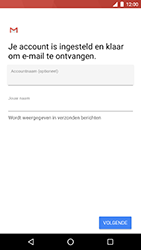 LG Nexus 5X - Android Oreo - E-mail - e-mail instellen: POP3 - Stap 20