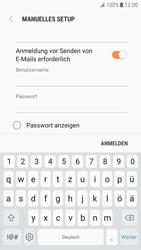 Samsung Galaxy Xcover 4 - E-Mail - Konto einrichten - 12 / 17