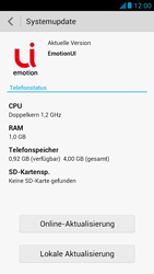 Huawei Ascend G526 - Software - Installieren von Software-Updates - Schritt 6
