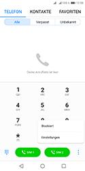 Huawei Y5 (2018) - Anrufe - Rufumleitungen setzen und löschen - Schritt 4