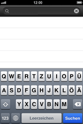 Apple iPhone 4S - Apps - Herunterladen - Schritt 11