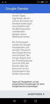 Huawei P20 - Android Pie - Apps - Konto anlegen und einrichten - Schritt 19