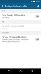 HTC One M9 - Internet et connexion - Utiliser le mode modem par USB - Étape 6