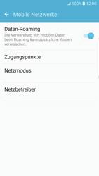 Samsung Galaxy S7 Edge - Internet und Datenroaming - Deaktivieren von Datenroaming - Schritt 5