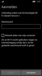 Acer Liquid M330 - WiFi - Handmatig instellen - Stap 9