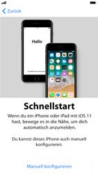 Apple iPhone 8 - iOS 11 - Persönliche Einstellungen von einem alten iPhone übertragen - 9 / 30