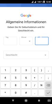 Sony Xperia L3 - Apps - Konto anlegen und einrichten - Schritt 9